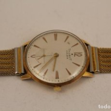 Relojes de pulsera: RELOJ MANUAL DOGMA PRIMA THUSIT PLAQUE ORO SWISS MADE. Lote 111836059