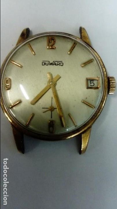 RELOJ DUWARD JÚNIOR (Relojes - Pulsera Carga Manual)