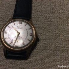 Relojes de pulsera: CUERVO Y SOBRINOS MÁQUINA PIERCE. Lote 111738374