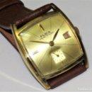 Relojes de pulsera: FLIKA DE CUERDA MANUAL FABRICACIÓN SUIZA . Lote 111994399