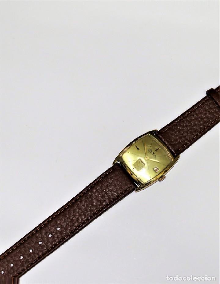 Relojes de pulsera: FLIKA DE CUERDA MANUAL FABRICACIÓN SUIZA - Foto 3 - 111994399