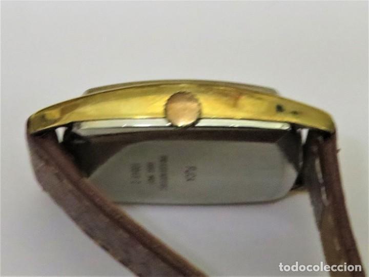Relojes de pulsera: FLIKA DE CUERDA MANUAL FABRICACIÓN SUIZA - Foto 8 - 111994399