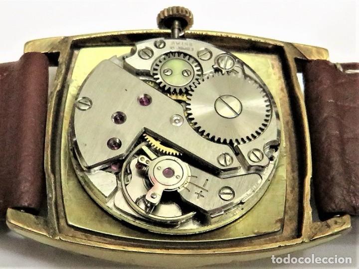 Relojes de pulsera: FLIKA DE CUERDA MANUAL FABRICACIÓN SUIZA - Foto 9 - 111994399