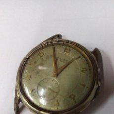 Relojes de pulsera: RELOJ ELIDA 15 RUBIS ANTIGUO FUNCIONA. Lote 112311259