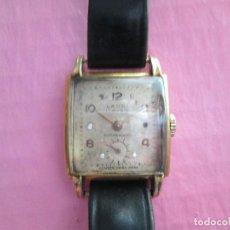 Relojes de pulsera: RELOJ DE SEÑORA LANDI CONSUL 17 RUBIS, FUNCIONA 20 SEGUNDOS Y SE PARA.. Lote 112337003