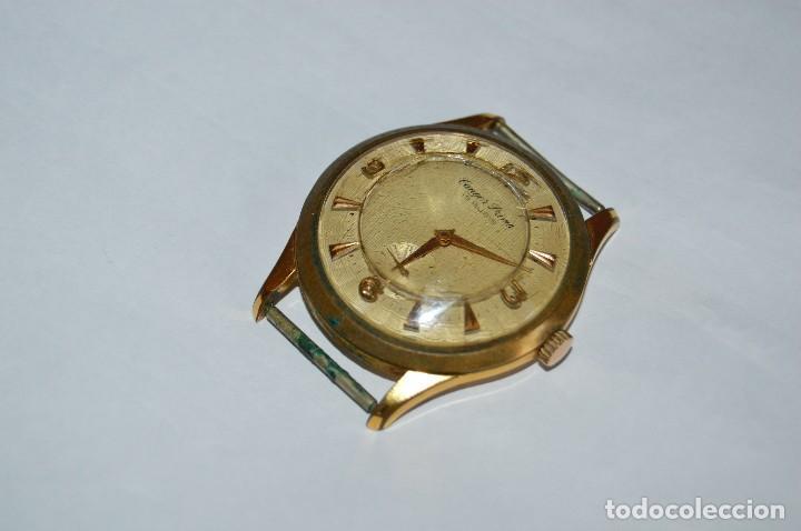 ANTIGUO - VINTAGE - RELOJ DE PULSERA - TANGER PRIMA - 15 RUBIS - MANUAL - SWISS MADE - HAZ OFERTA (Relojes - Pulsera Carga Manual)