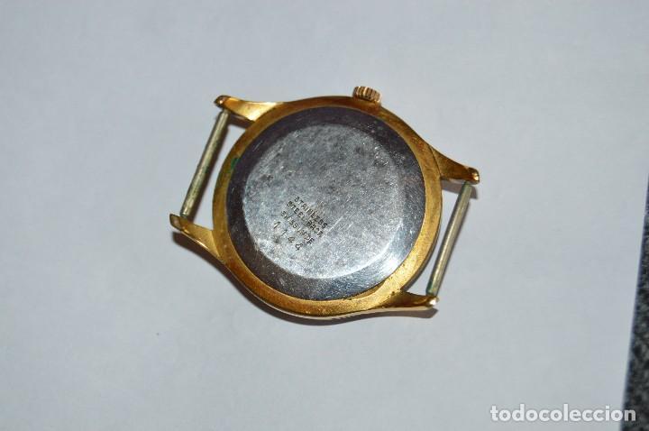 Relojes de pulsera: ANTIGUO - VINTAGE - RELOJ DE PULSERA - TANGER PRIMA - 15 RUBIS - MANUAL - SWISS MADE - HAZ OFERTA - Foto 2 - 112603351