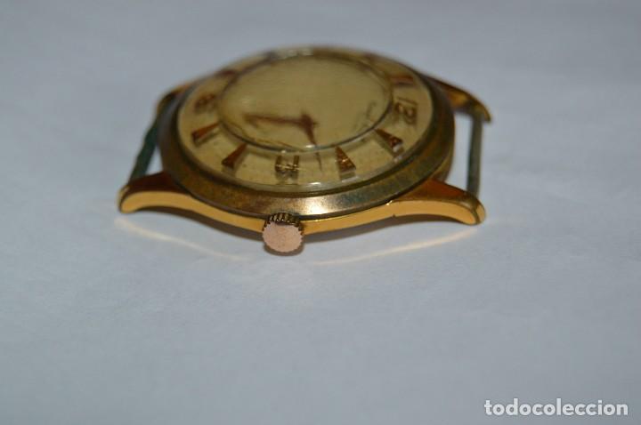 Relojes de pulsera: ANTIGUO - VINTAGE - RELOJ DE PULSERA - TANGER PRIMA - 15 RUBIS - MANUAL - SWISS MADE - HAZ OFERTA - Foto 3 - 112603351