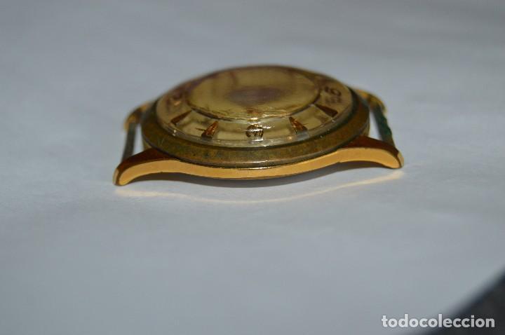 Relojes de pulsera: ANTIGUO - VINTAGE - RELOJ DE PULSERA - TANGER PRIMA - 15 RUBIS - MANUAL - SWISS MADE - HAZ OFERTA - Foto 4 - 112603351