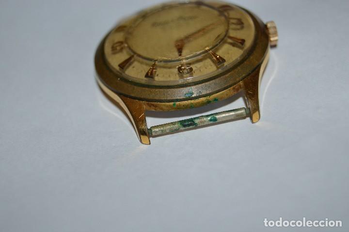 Relojes de pulsera: ANTIGUO - VINTAGE - RELOJ DE PULSERA - TANGER PRIMA - 15 RUBIS - MANUAL - SWISS MADE - HAZ OFERTA - Foto 5 - 112603351