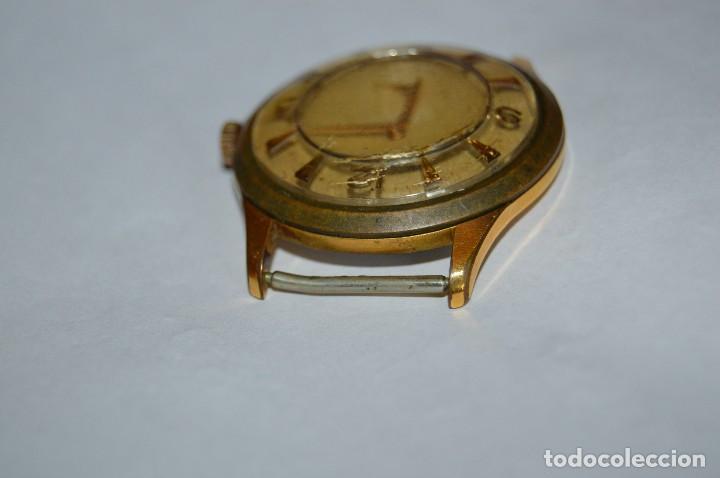 Relojes de pulsera: ANTIGUO - VINTAGE - RELOJ DE PULSERA - TANGER PRIMA - 15 RUBIS - MANUAL - SWISS MADE - HAZ OFERTA - Foto 6 - 112603351