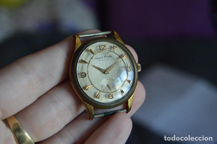 Relojes de pulsera: ANTIGUO - VINTAGE - RELOJ DE PULSERA - TANGER PRIMA - 15 RUBIS - MANUAL - SWISS MADE - HAZ OFERTA - Foto 8 - 112603351