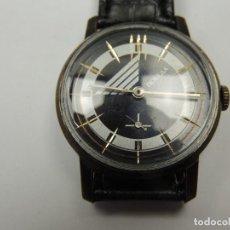 Relojes de pulsera: ANTIGUO RELOJ PULSERA POVEDA AÑOS 40-50 USSR RUSIA FUNCIONA. Lote 112747975