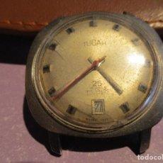 Relojes de pulsera: RELOJ PULSERA CABALLERO TUCAH. Lote 112776319