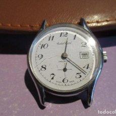 Relojes de pulsera: RELOJ PULSERA SEÑORA CRISTAL WATCH . Lote 112777171