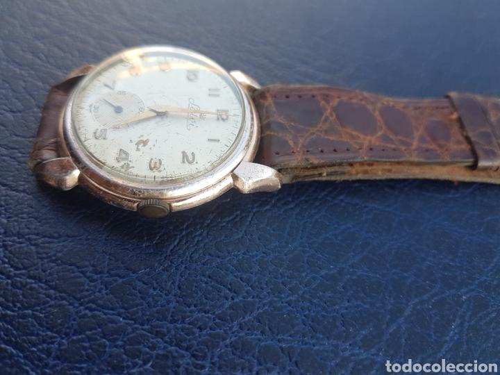Relojes de pulsera: Antiguo reloj suizo Salvi - Foto 3 - 113089722