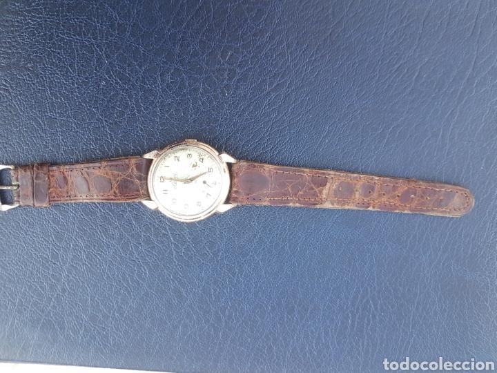 Relojes de pulsera: Antiguo reloj suizo Salvi - Foto 5 - 113089722