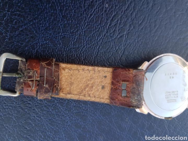 Relojes de pulsera: Antiguo reloj suizo Salvi - Foto 8 - 113089722