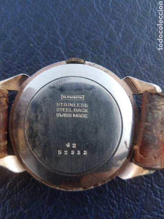Relojes de pulsera: Antiguo reloj suizo Salvi - Foto 9 - 113089722