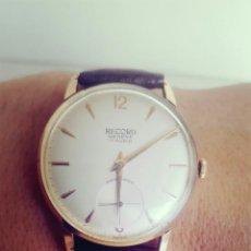 Relojes de pulsera: RELOJ RECORD GENEVE CAL 631. Lote 113488068