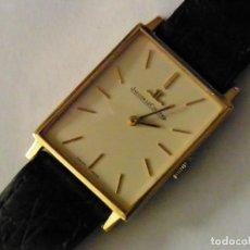 Relojes de pulsera: JAEGER LECOULTRE ORO 18 KILATES. Lote 113511983