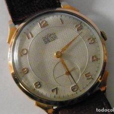 Relojes de pulsera: RELOJ DOGMA ORO 18 KILATES. Lote 113513667