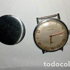 Relojes de pulsera: RELOJ DE PULSERA CABALLERO CARGA MANUAL,FESTINA EN CAJA DE OMEGA, VER DESCRIPCION Y FOTOS. Lote 113591927