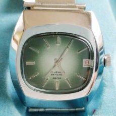 Relojes de pulsera: RELOJ DE CUERDA VINTAGE, C1960, NOS (NEW OLD STOCK). Lote 113706375