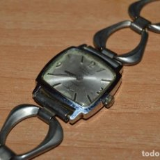 Relojes de pulsera: ANTIGUO - VINTAGE - RELOJ DE PULSERA - CAUNY COMETE - CAJA 28MM - SWISS MADE - HAZ OFERTA. Lote 113959003