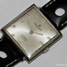 Relojes de pulsera: RADIANT MECANICO SUIZO AÑOS 60. Lote 114404795