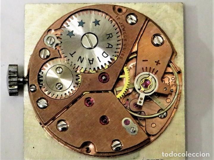 Relojes de pulsera: RADIANT MECANICO SUIZO AÑOS 60 - Foto 11 - 114404795