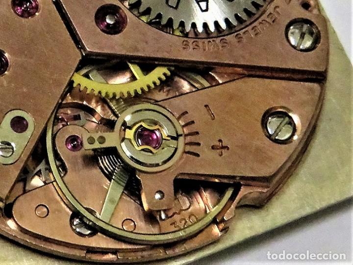 Relojes de pulsera: RADIANT MECANICO SUIZO AÑOS 60 - Foto 13 - 114404795