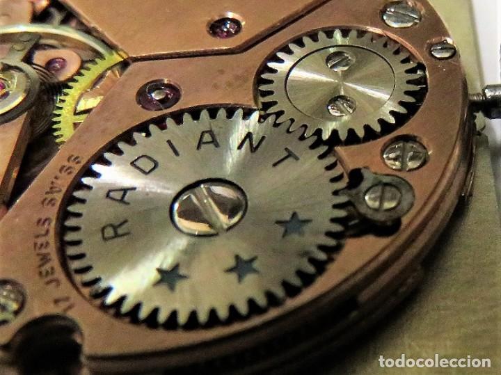 Relojes de pulsera: RADIANT MECANICO SUIZO AÑOS 60 - Foto 14 - 114404795
