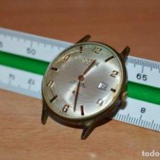 Relojes de pulsera: ANTIGUO - VINTAGE - RELOJ DE PULSERA - DOGMA PRIMA - 33MM - 17 RUBIS - SWISS MADE - HAZ OFERTA. Lote 114478955