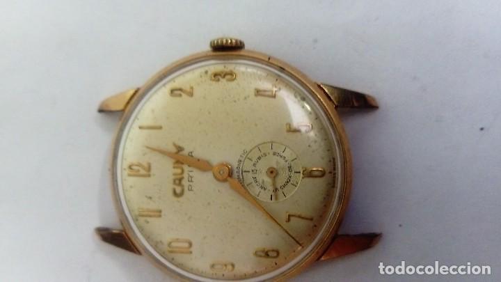 Relojes de pulsera: Reloj Cauny Prima tamaño cadete - Foto 2 - 114522371