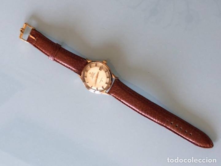 Relojes de pulsera: RELOJ OMEGA PIE PAN CONSTELLATION CAJA SUIZA ORO 18 CALIBRE 561 AÑOS 60 - Foto 3 - 114634063