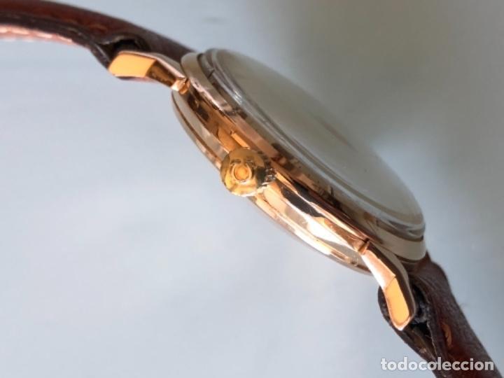 Relojes de pulsera: RELOJ OMEGA PIE PAN CONSTELLATION CAJA SUIZA ORO 18 CALIBRE 561 AÑOS 60 - Foto 8 - 114634063