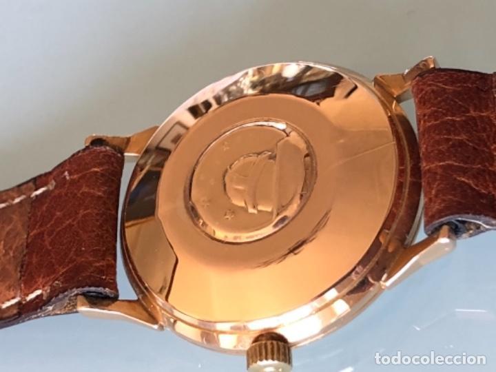 Relojes de pulsera: RELOJ OMEGA PIE PAN CONSTELLATION CAJA SUIZA ORO 18 CALIBRE 561 AÑOS 60 - Foto 9 - 114634063