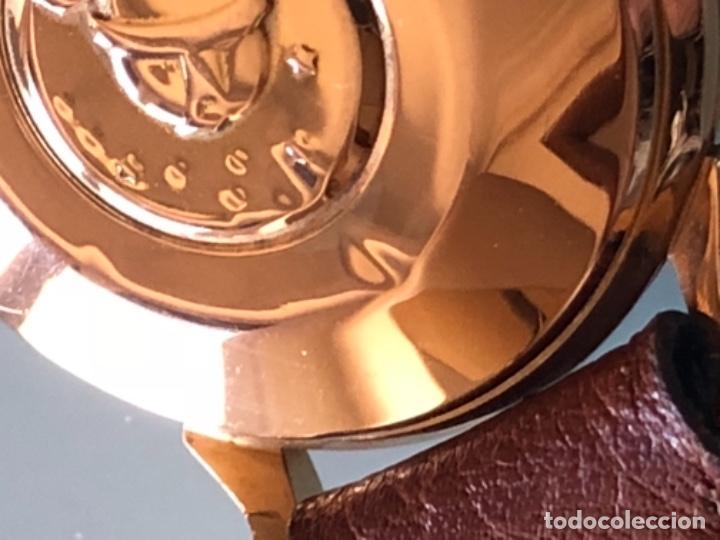 Relojes de pulsera: RELOJ OMEGA PIE PAN CONSTELLATION CAJA SUIZA ORO 18 CALIBRE 561 AÑOS 60 - Foto 11 - 114634063