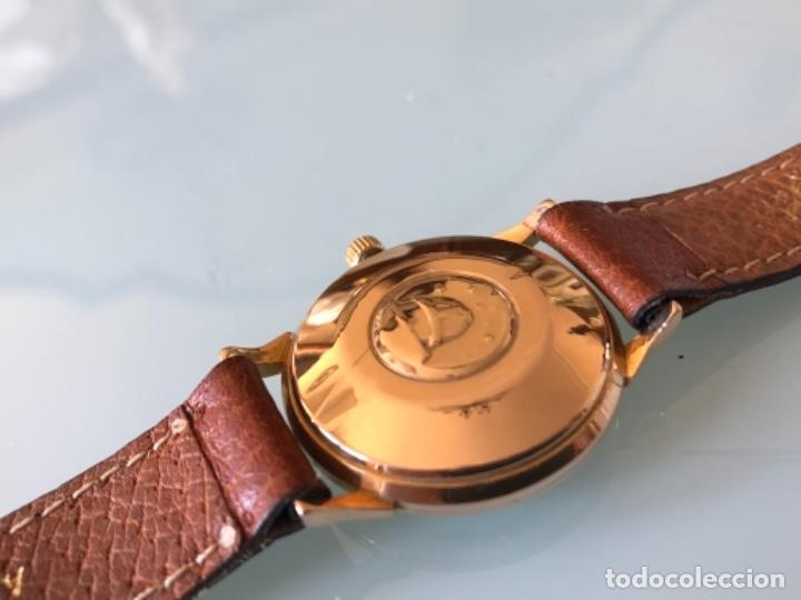 Relojes de pulsera: RELOJ OMEGA PIE PAN CONSTELLATION CAJA SUIZA ORO 18 CALIBRE 561 AÑOS 60 - Foto 13 - 114634063