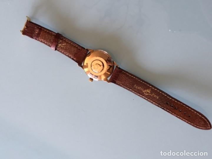 Relojes de pulsera: RELOJ OMEGA PIE PAN CONSTELLATION CAJA SUIZA ORO 18 CALIBRE 561 AÑOS 60 - Foto 15 - 114634063