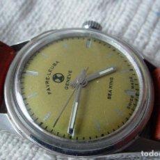Relojes de pulsera: RELOJ FAVRE LEUBA SEA KING CARGA MANUAL. Lote 114638015