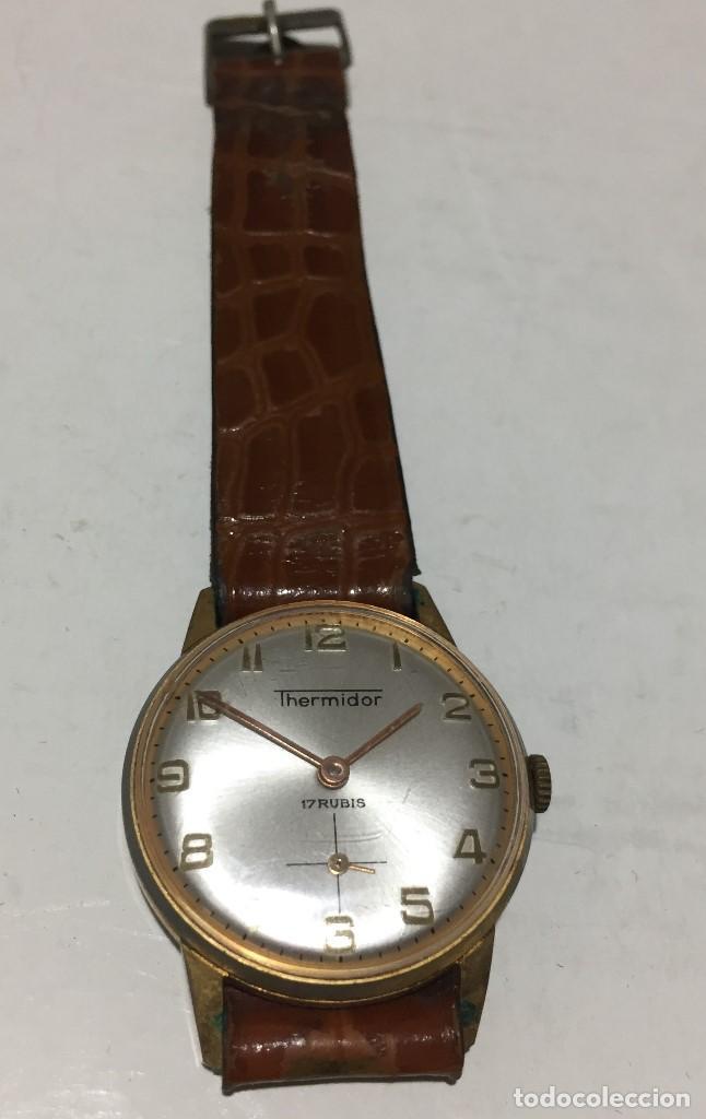 3be242434714 antiguo reloj de caballero thermidor - Comprar Relojes antiguos de ...