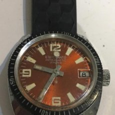 Relojes de pulsera: RELOJ ESPERANTO CARGA MANUAL. Lote 173042679