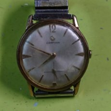Relojes de pulsera: ANTIGUO RELOJ DE CUERDA CERTINA. Lote 115238623