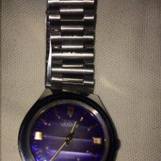 Relojes de pulsera: BANROY DE ACERO A ESTRENAR. Lote 115354506