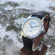 Relojes de pulsera: RELOJ FORTIS CADETE CARGA MANUAL CALIBRE FHF ST 69 AÑOS 60. Lote 115357931
