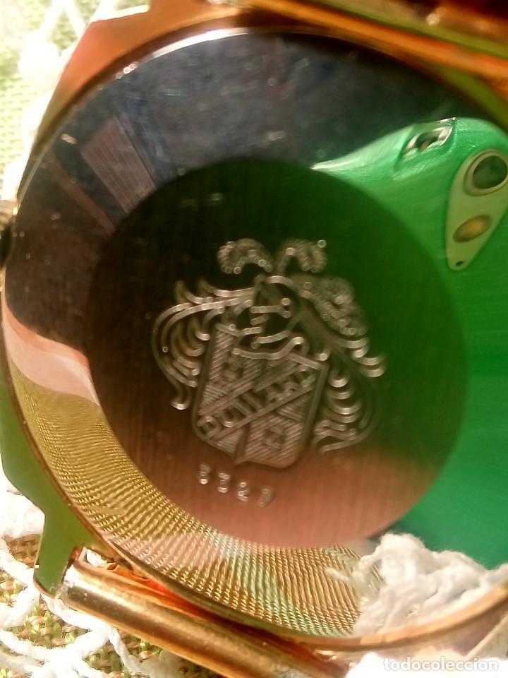 Relojes de pulsera: DUWARD DIPLOMATIC. AÑOS 70. MANUAL.P. ORO 10 M. FUNCIONANDO. MAGNIFICO ESTADO. 34.5 S/C. FOTOS DIVER - Foto 7 - 115393571