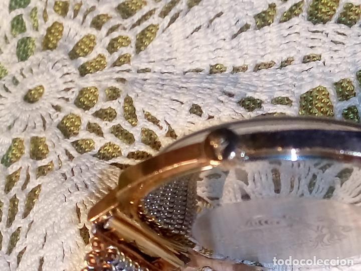 Relojes de pulsera: DUWARD DIPLOMATIC. AÑOS 70. MANUAL.P. ORO 10 M. FUNCIONANDO. MAGNIFICO ESTADO. 34.5 S/C. FOTOS DIVER - Foto 8 - 115393571