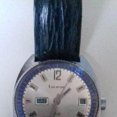 Relojes de pulsera: RELOJ MARCA LUCERNE CARGA MANUAL. Lote 115714107